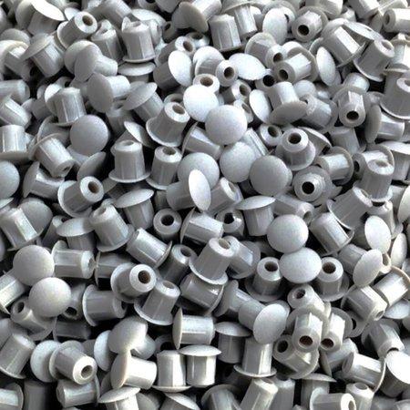 Drill hole cover caps in Titanium - Accessories