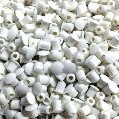 Drill hole cover caps in White - Accessories