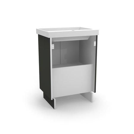 Esperia 600 Floor Standing Vanity Unit c/w Atessa Basin - Esperia