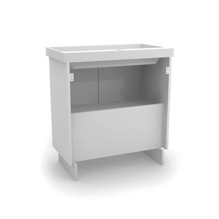 Esperia 800 Floor Standing Vanity Unit c/w Abano Basin - Esperia