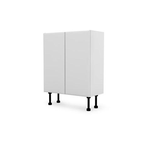 600 Base Unit Two Door Standard - Malvern