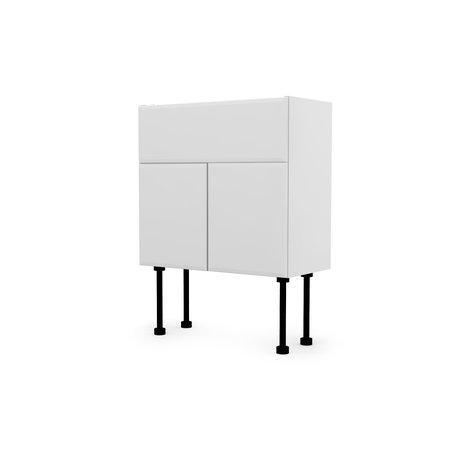 600 Basin Unit Two Door Standard - Malvern