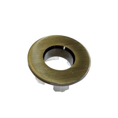 Overflow Ring Brushed Brass - Accessories