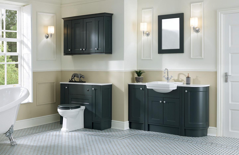 Keiths Kitchens Calypso Bathroom Furniture